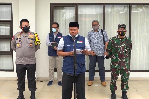 Cegah Klaster Pilkada di Jabar,  Tiga Daerah Zona Merah Covid-19 Diawasi Ketat