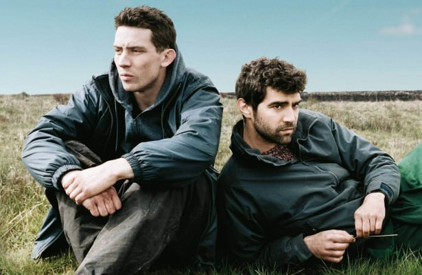 Josh O'Connor y Alec Secareanu protagonistas de 'Tierra de Dios' de Francis Lee