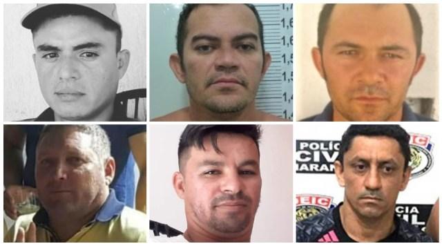 Divulgadas identidade dos 6 mortos em confronto com a polícia no Sertão