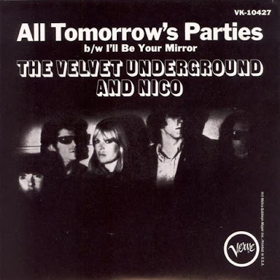 THE VELVET UNDERGROUND & NICO - All tomorrow's parties single