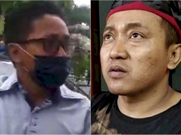 Ribut Soal Warisan, Teddy Pardiyana Datangi Pengadilan Agama Bandung