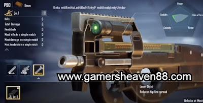 New Gun P90