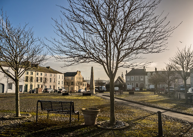 Photo of Fleming Square in Maryport