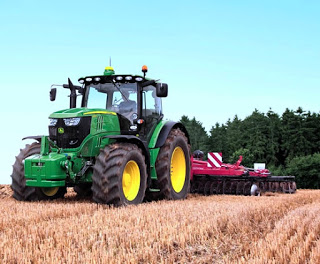 Types of Tractors Used in Agriculture | World Agriculture