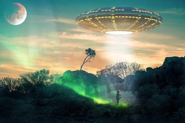 उड़न -तश्तरी का पीछा : Chasing UFO Real Story