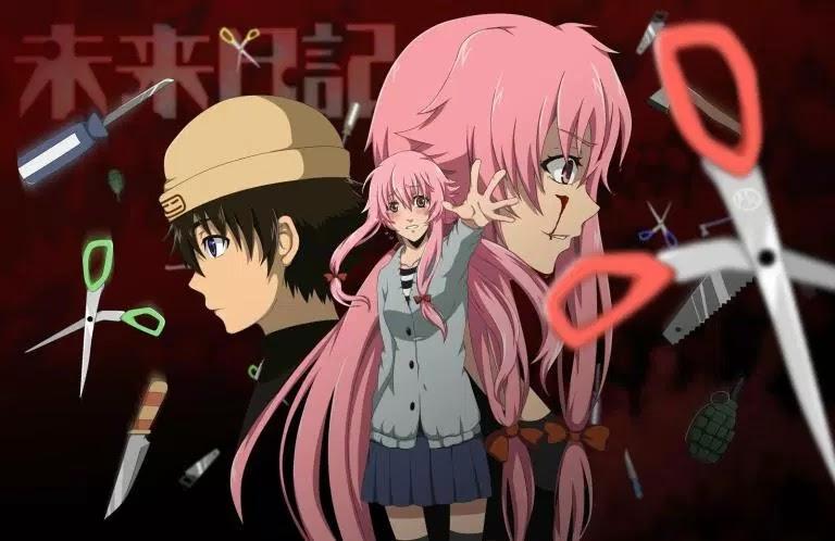 Kalau Kamu Suka Anime Survival Game Dengan Tema Supernatural Yang Kuat Ini Sangat Direkomendasikan Banyak Adegan Action Keren Di Dan