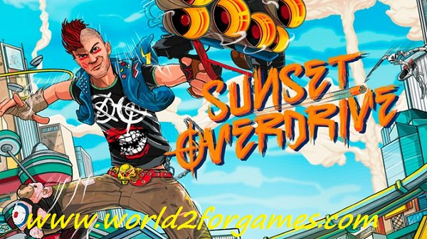Free Download Sunset Overdrive