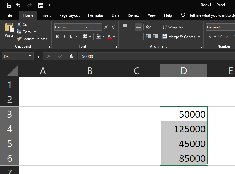 Cara Menambah Simbol Mata Uang Rp di Microsoft Excel