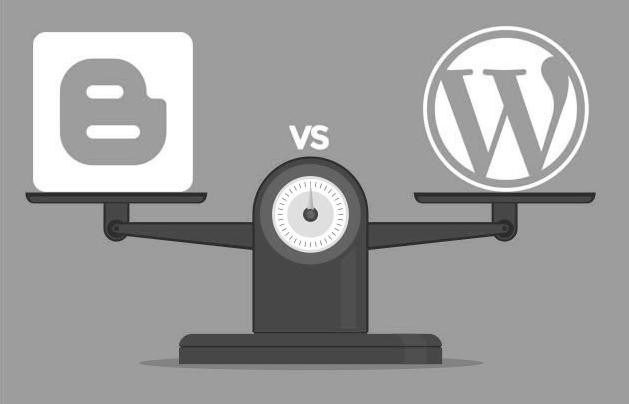 Blogger vs WordPress bagus mana !!! Ini Penjelasnnya