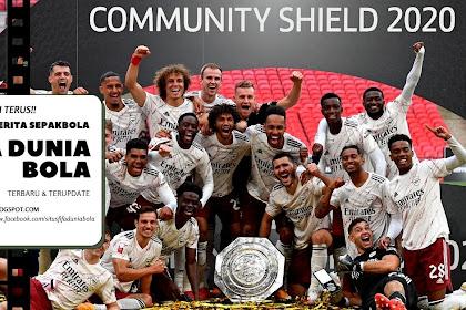Jalannya Pertandingan Final Community Shield Babak Pertama