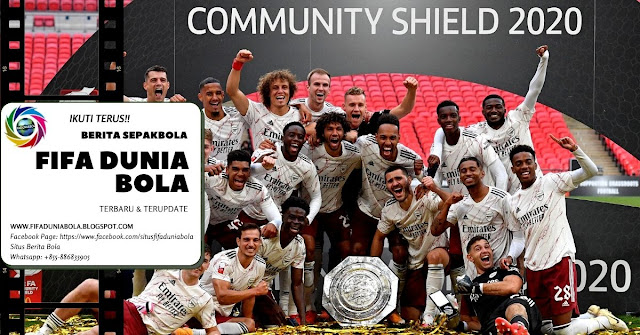 final community shield 2020