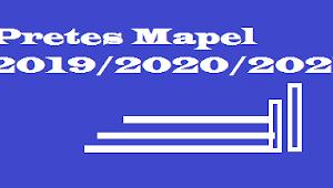 Info UKG - Pretes Mapel tahun 2019/2020