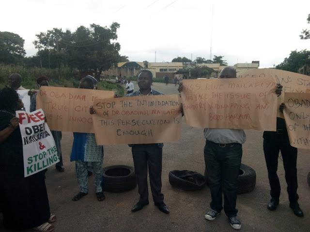"Boko Haram: Again Mailafiya honours DSS invitation, says ""if I perish, I perish"""