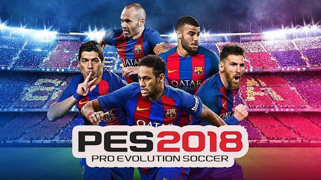 نتيجة بحث الصور عن pro evolution soccer 2018-cpy