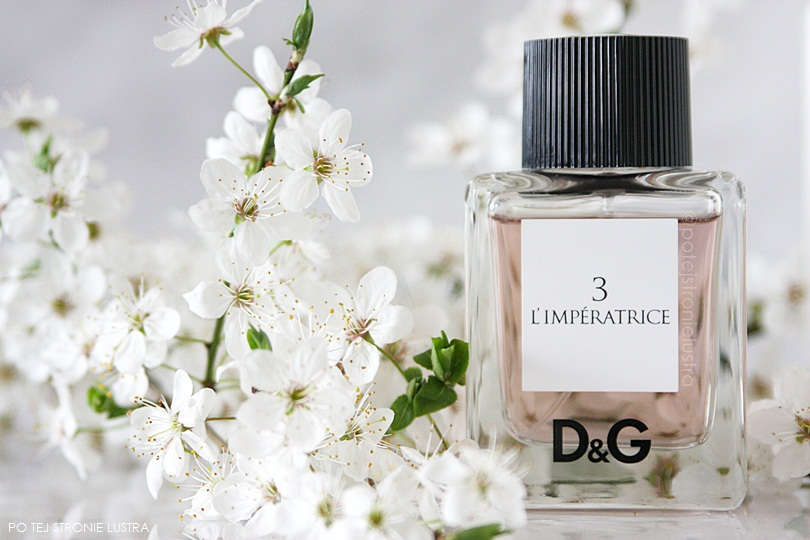 perfumy d&g 3 l'imperatrice