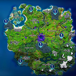 Power of the radar dishes fortnite, How and where to turn off the power of the radar dishes fortnite