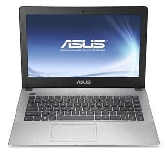 ASUS X455LA, Laptop dengan Processor: Core i3, Core i5, Core i7 Intel Core i7 4510U