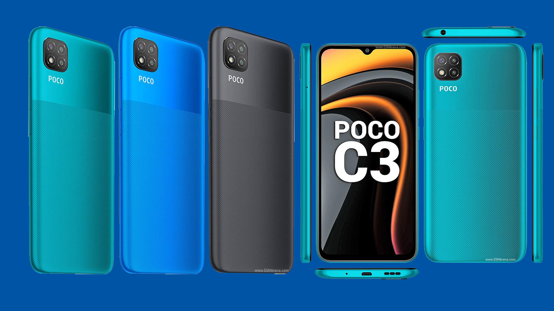 ১১-১২ হাজার টাকা বাজেটে সেরা Xiaomi Poco C3