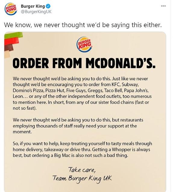 burgerking UK