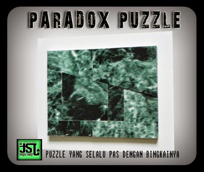 TOKO SULAP JOGJA Paradox Puzzle Magic