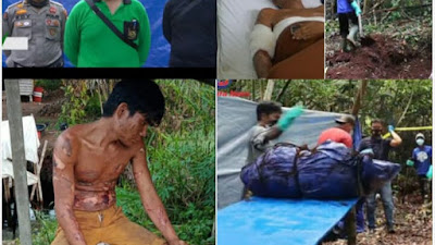 Korban Penganiayaan Sadis Yulina Hia Dikebumikan Keluarga IKN, Sang Suami Dirawat di Rumah Sakit