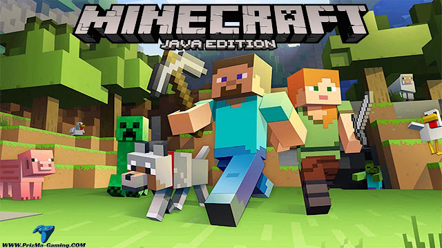 Download Minecraft Java Edition v1.14.4 [Latest] for PC [FREE] | PrizMa Gaming