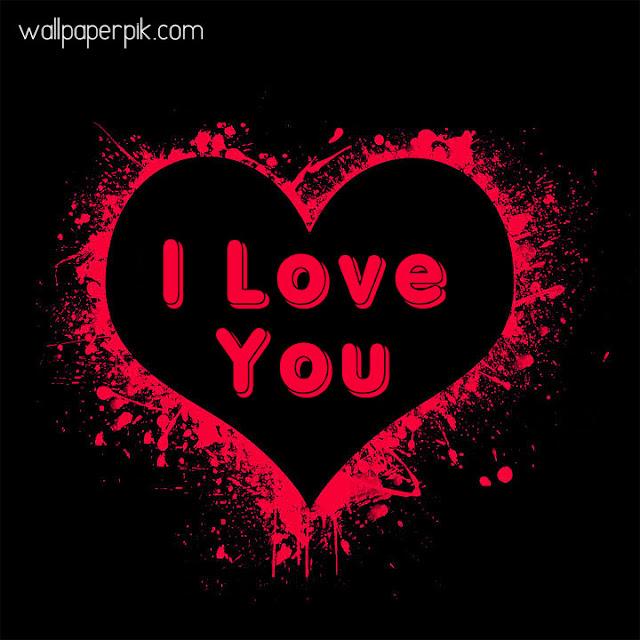 i love you image hd