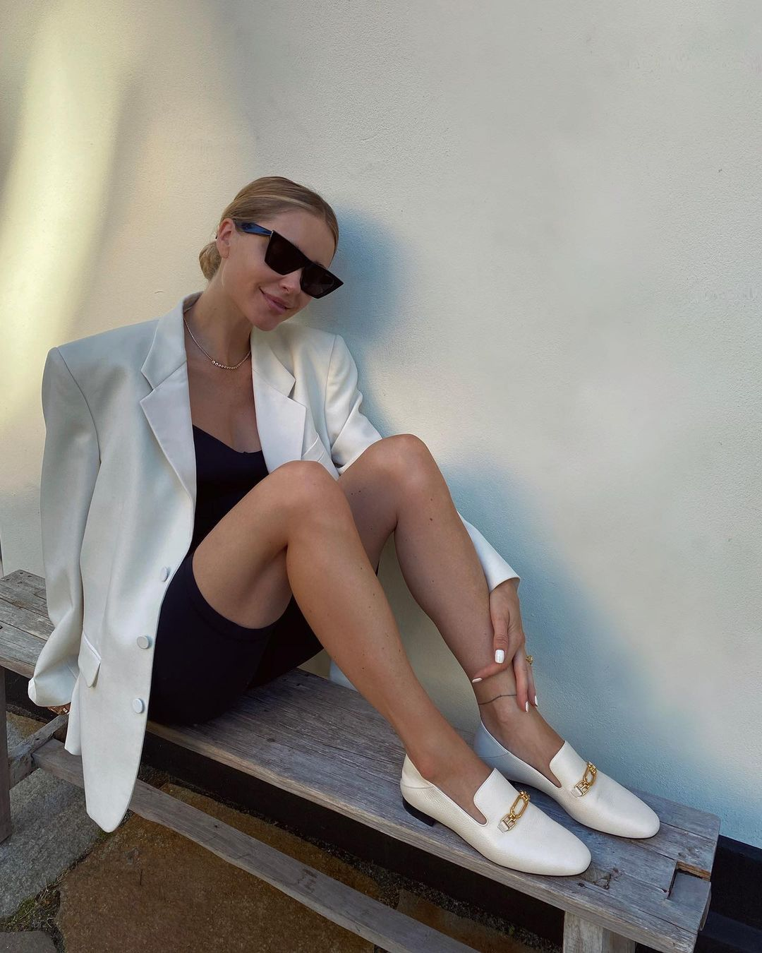 Pernille Teisbaek Cool-Girl Fall Outfit Idea