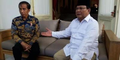 Prabowo Bermanuver, Jokowi Mulai Khawatir