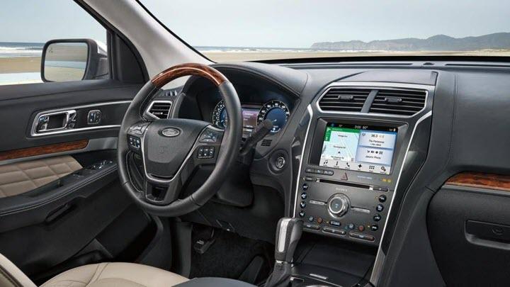 Bảng giá lăn bánh Ford Explorer tháng 4, cao nhất 2,294 tỷ đồng