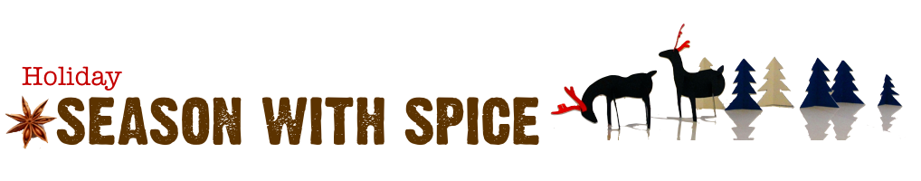 Season with Spice - Features