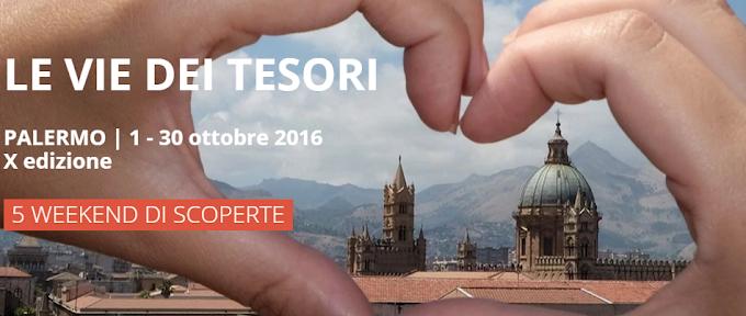 Papatumpete partecipa a Le vie dei Tesori 2016