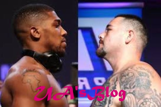 WBO Reveals What Will Happen If Anthony Joshua Defeats Andy Ruiz In Rematch