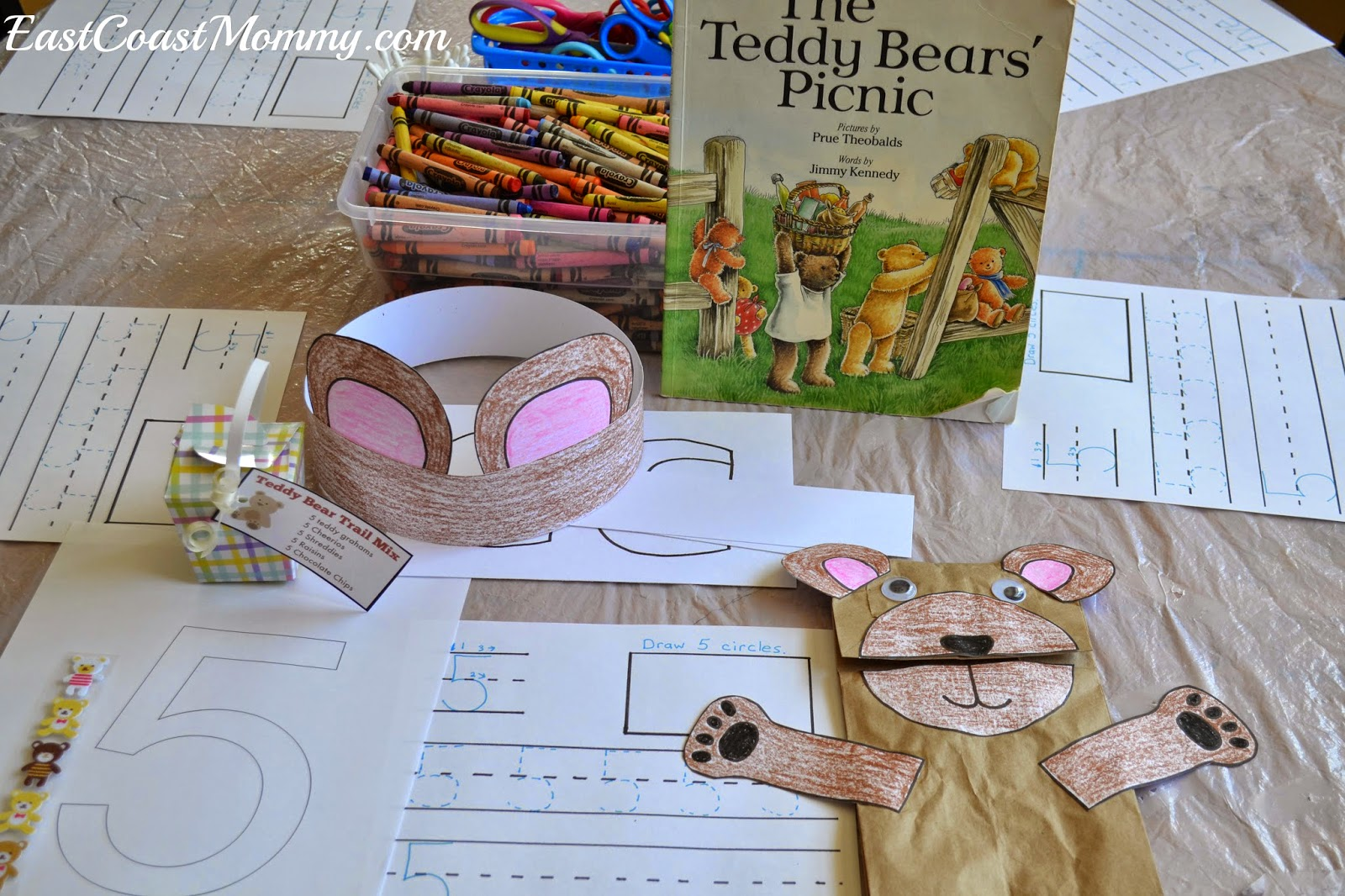 Teddy Bears Picnic Games
