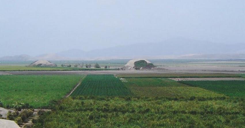 Pirámide con forma de volcán en el valle de Nepeña desconcierta a los arqueólogos