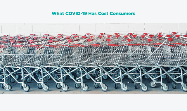 The Rising Costs of Consumer Goods during COVID-19