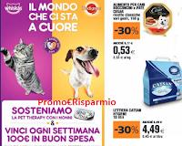 Logo Concorso ''World Animal Day 2019'': vinci buoni spesa da 100€