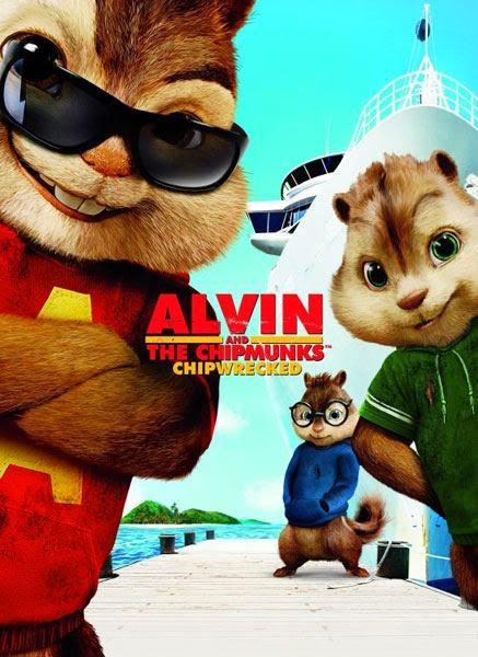 Alvin and the Chipmunks 3 แอลวินกับสหายชิพมังค์จอมซน 3 [HD][พากย์ไทย]