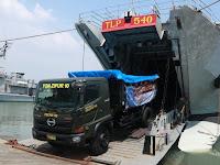 Divif 2 Kostrad Kirim Kembali Bantuan ke Lombok