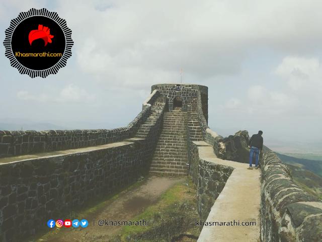 राजगड किल्ला - मराठी राज्याची पहिली राजधानी | भटकंती || Khasmarathi
