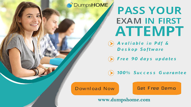 Suggested 1Z0-1053-20 Exam Dumps of DumpsHome for Excellent Exam Benefits