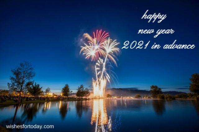 Happy new year 2021 in advance pics