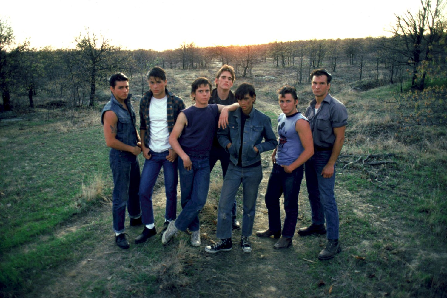 Adaptations Day What If The Outsiders The Dreamcage