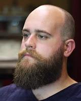Simple Butch Cut with Beard