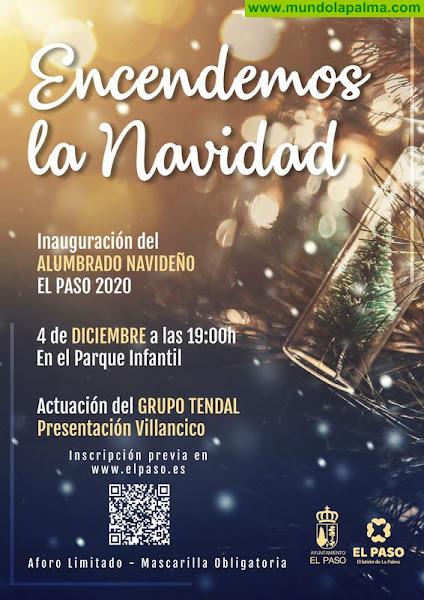El Paso enciende la Navidad el viernes 4 de diciembre