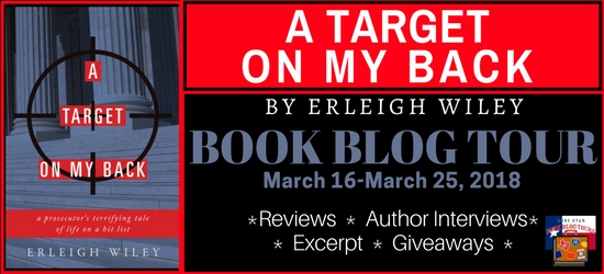 A Target On My Back: Promo and Giveaway