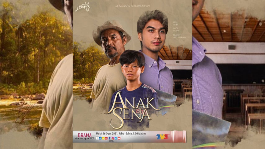 Drama Anak Sena Slot Lestary TV3
