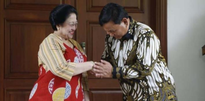 Prabowo Harus Sadar, Jangan Mau Dininabobokkan, Mana Mungkin PDIP Mau Besarkan Prabowo dan Gerindra