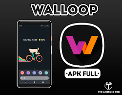 Wallpapers & Live Backgrounds WALLOOP PRIME v8.7 [Latest]