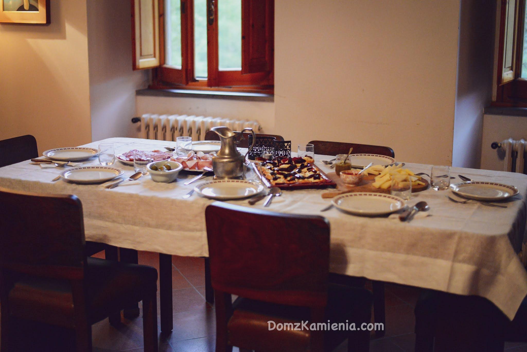 Warsztaty kulinarno trekkingowe - Dom z Kamienia blog, Marradi